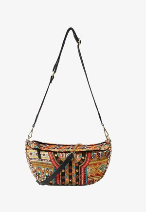 SLING EMBROIDERIES - Across body bag - multicolor