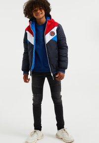 WE Fashion - reversibel - Winter jacket - blue - 0