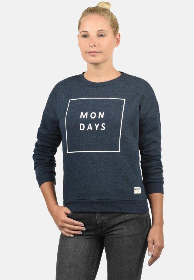 EMMA - Sweatshirts - blue