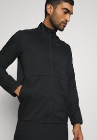 Nike Performance - DRY TEAM - Training jacket - black - 3