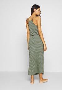 Brunotti - EMMA WOMEN DRESS - Doplňky na pláž - sage green - 2