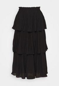 Bruuns Bazaar - PEARL MALICA SKIRT - A-line skirt - black - 0