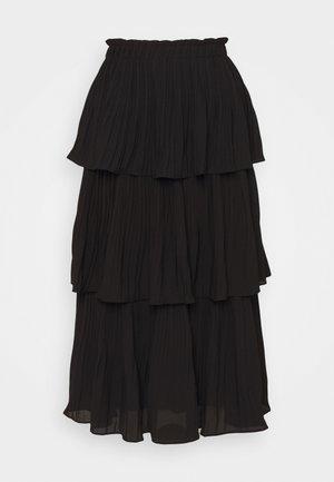 PEARL MALICA SKIRT - A-line skirt - black