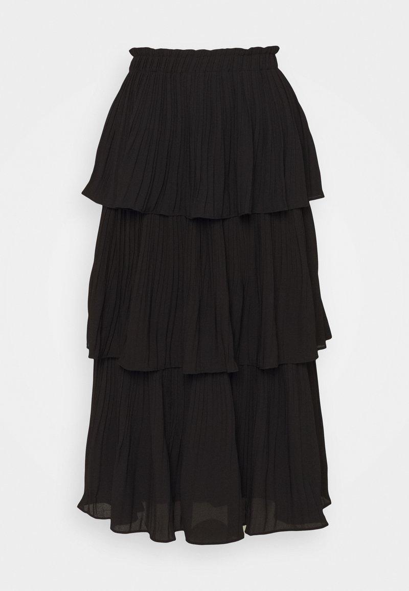 Bruuns Bazaar - PEARL MALICA SKIRT - A-line skirt - black