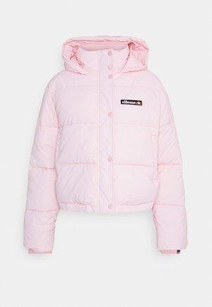 MONOLIS REFLECTIVE - Winter jacket - light pink