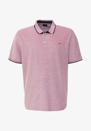 JJEPAULOS - Polo shirt - brick red