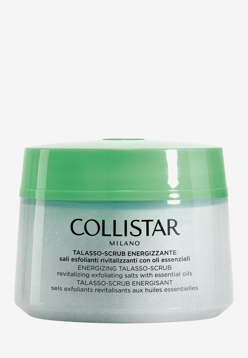 Collistar - ENERGIZING TALASSO-SCRUB - Lichaamsscrub - -