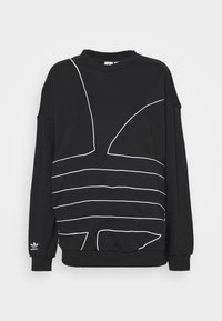 adidas Originals - Sweatshirt - black/white - 4
