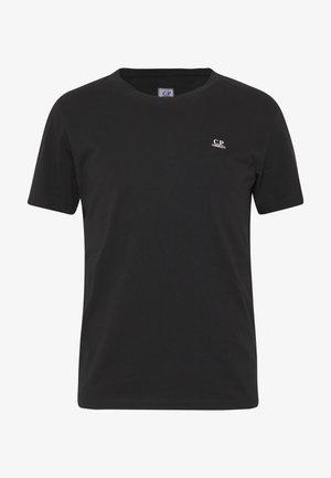 SMALL LOGO - Jednoduché triko - black