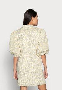 Birgitte Herskind - AMI DRESS - Robe chemise - yellow liberty - 2