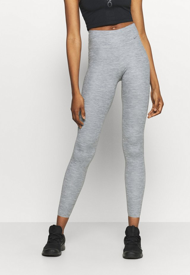ONE LUXE - Leggings - light smoke grey