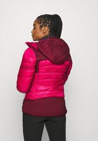 Dynafit - FREE  - Down jacket - flamingo - 2
