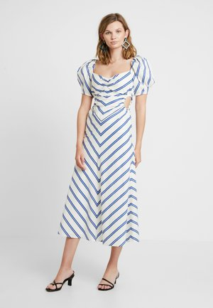AT LAST DRESS - Maxi dress - royal