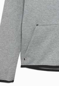 Nike Sportswear - TECH FLEECE ESSENTIALS - Zip-up hoodie - dark grey heather/black - 2