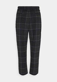 Libertine-Libertine - SMOKE - Spodnie materiałowe - grey melange - 1