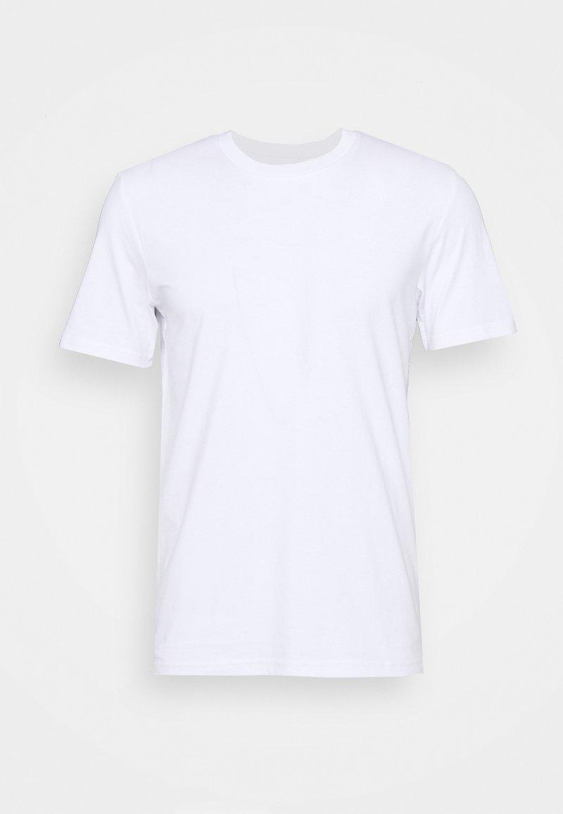 Les Petits Basics - POUR UN MONDE MELLIEUR UNISEX - Print T-shirt - white/green