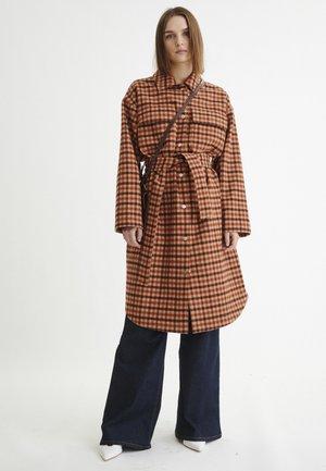 SILJU - Classic coat - winter beige