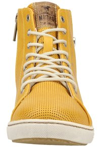 Mustang - Sneaker high - yellow - 6