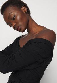 Vivienne Westwood - PANEGA DRESS - Robe en jersey - black - 4