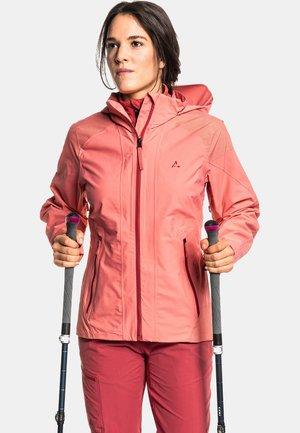 2.5L JACKET TRIIGI  - Waterproof jacket -  pink