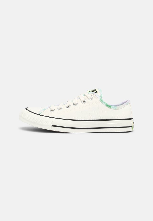 CHUCK TAYLOR ALL STAR SUMMER FEST - Sneakers laag - egret/chambray blue/black