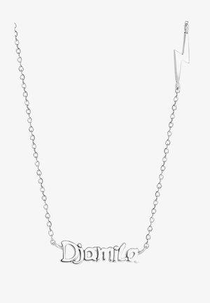 DJAMILA - Necklace - silver-coloured