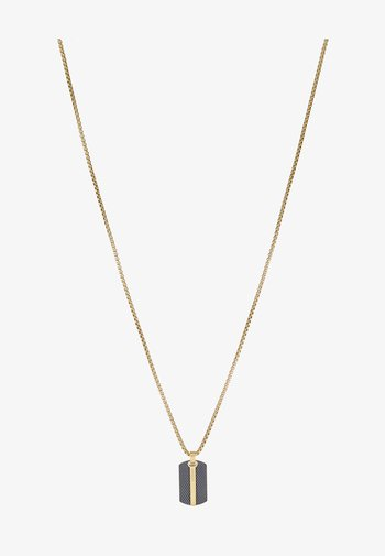 DOT TAG BAND - Necklace - gold-coloured