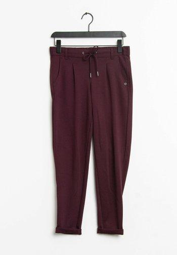 Tracksuit bottoms - purple