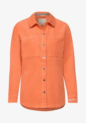 Summer jacket - orange