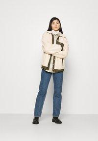 Freequent - FQVIVI - Light jacket - birch/olive - 1