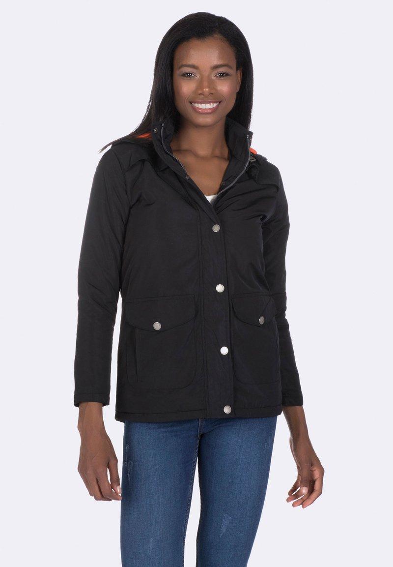 Felix Hardy - Light jacket - black