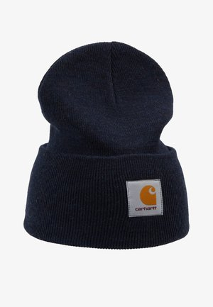 WATCH HAT UNISEX - Čepice - dark navy heather