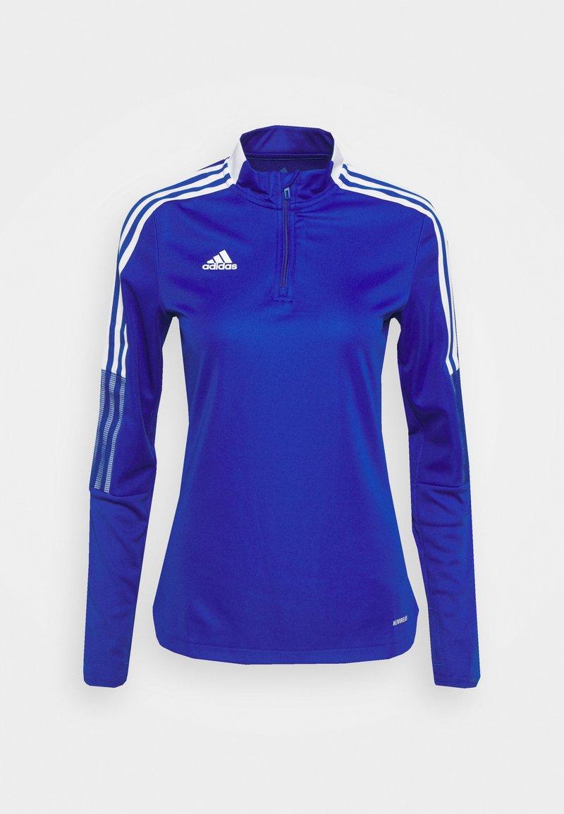 adidas Performance - TIRO - Long sleeved top - team royal blue