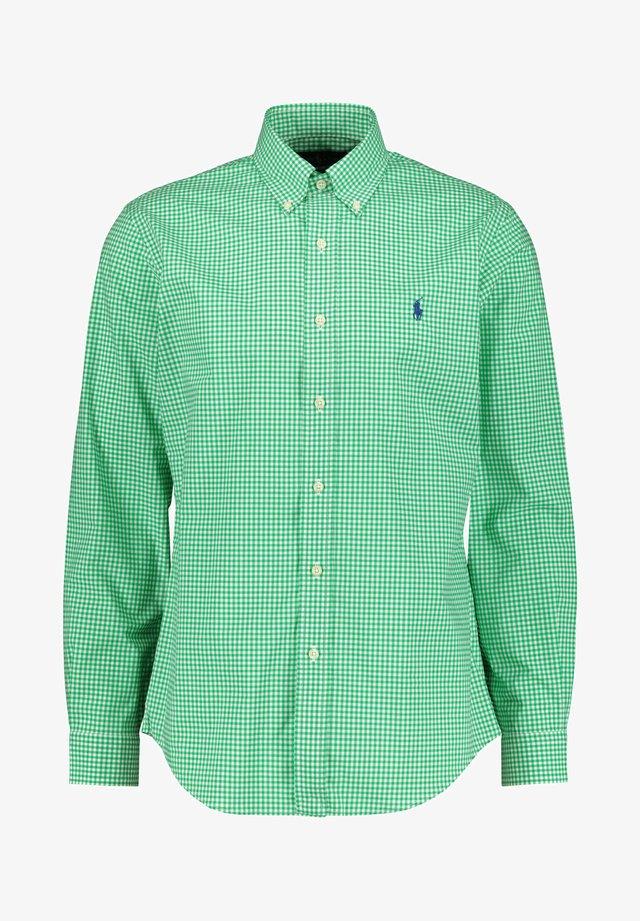CUSTOM FIT - Shirt - grün