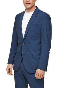 s.Oliver BLACK LABEL - SLIM FIT - Giacca elegante - blue - 6