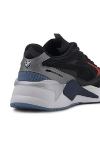Puma - PUMA BMW M MOTORSPORT RS-CUBE TRAINERS MAND - Baskets basses - black-puma white-puma silver - 6