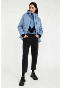 Finn Flare - Winter jacket - light blue - 1