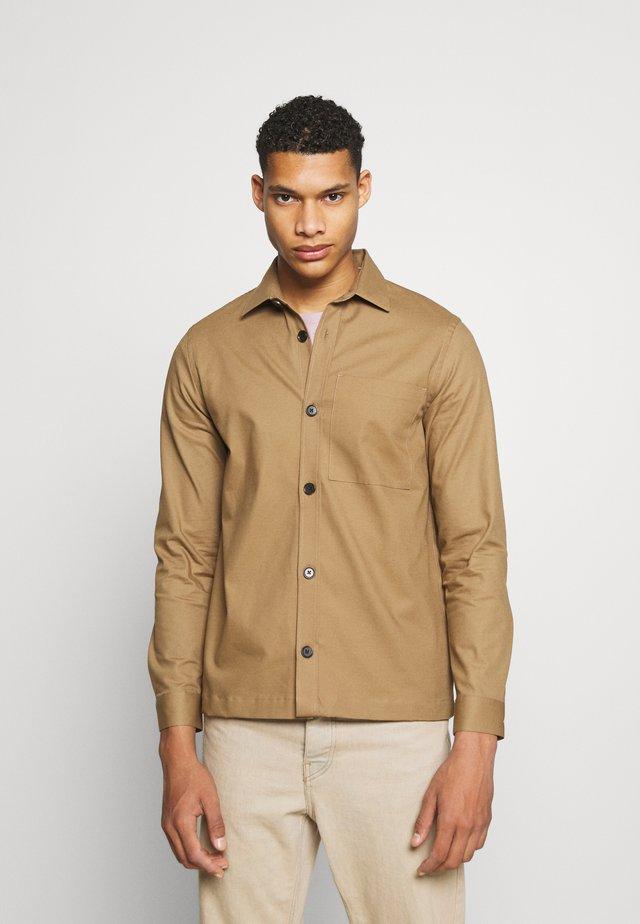 MATRITE - Shirt - khaki