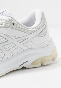 ASICS - GEL-PULSE 11 - Neutral running shoes - white/pure silver - 5