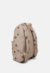 Tommy Jeans - CAMPUSDOME BACKPACK PRINT UNISEX - Ryggsäck - beige - 1