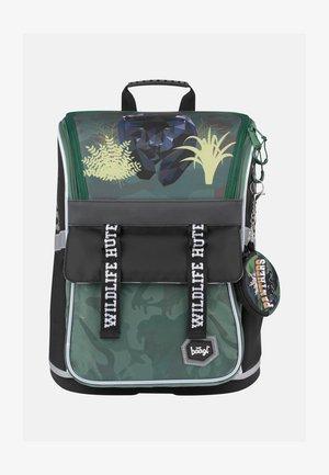 ERGONOMISCHE - School bag - grün