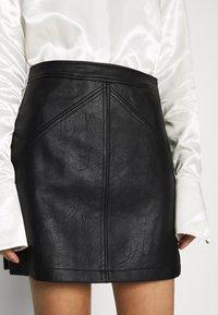 Pepe Jeans - TATI - Mini skirt - black - 5