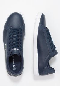 Lacoste - GRADUATE  - Baskets basses - blue - 3