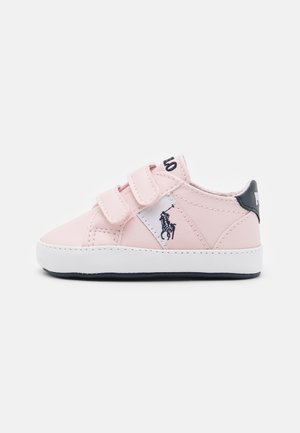 ORMOND LAYETTE - First shoes - light pink/white/navy
