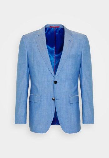 JEFFERY - Suit jacket - light pastel blue