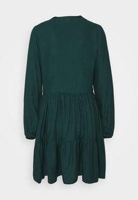 JDY - JDYPEANUT DRESS - Kjole - dark green - 1
