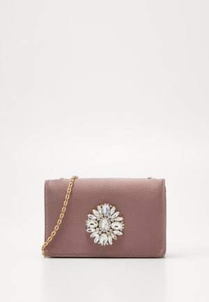 MADDISON EMBELLISHED CLASP  - Pochette - dusty rose