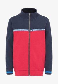Petrol Industries - Zip-up hoodie - fire red - 0