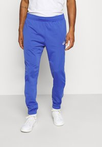 Nike Sportswear - SUIT BASIC - Chándal - astronomy blue/white - 4