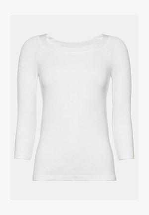 CORDOBA - Langærmede T-shirts - white